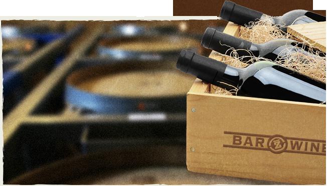 Bar Z Winery Box
