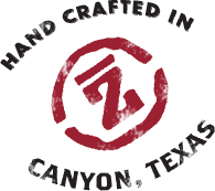 Hand Crafted in Canyon Texas