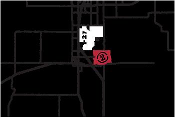 Bar Z Winery location