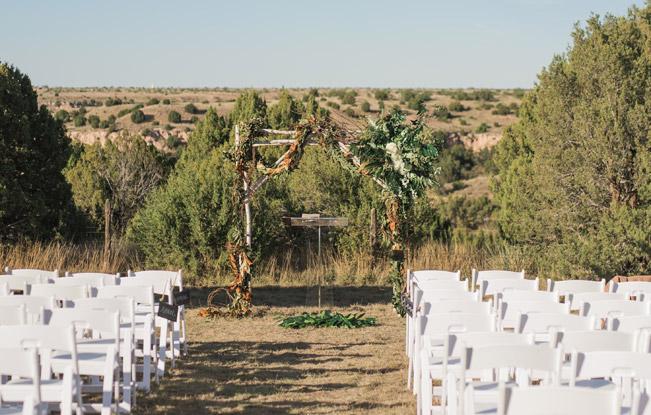 Weddings At Bar Z Next Set Majestically The Beginnings Of Palo Duro Canyon